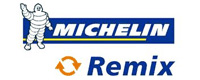 MICHELIN REMIX tyres