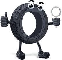TyreComp.ie mascott